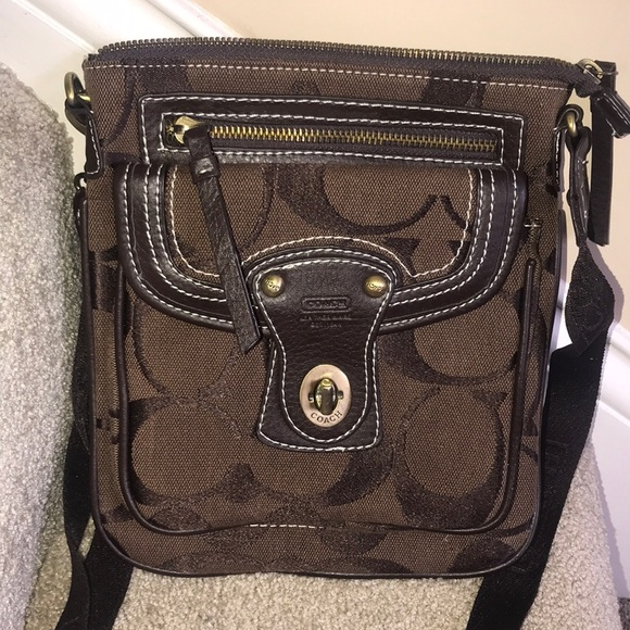 Coach Handbags - Cross body Coach bag